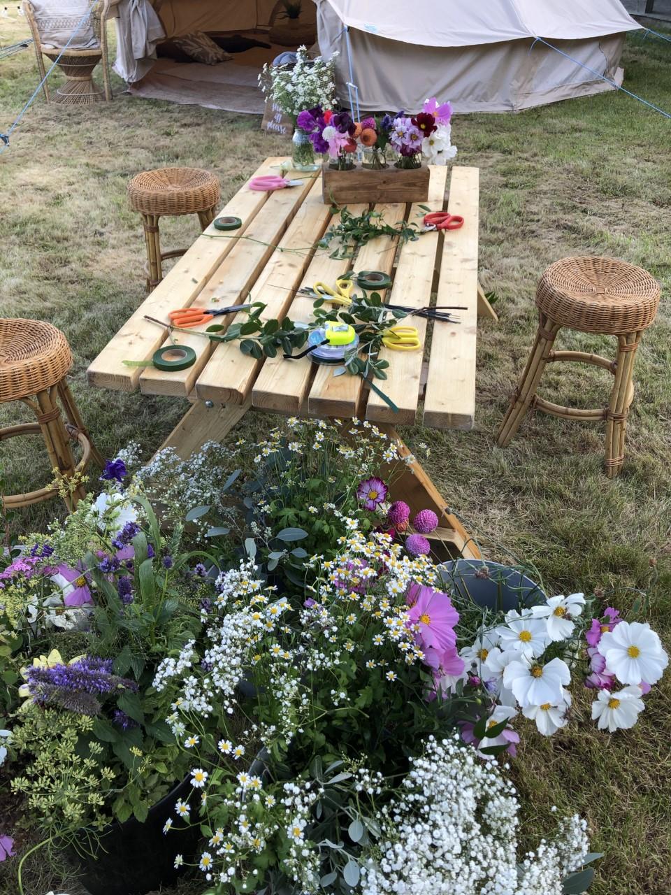 Yewbarrow Flower Farm
